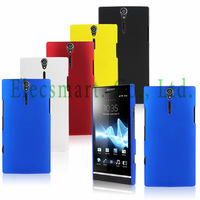 3 Pcs New Hard Silicon Protective Case Cover Matte Finish for Sony Xperia S LT26i Accessory