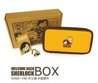 sherlock Welcome back sherlock pencil box