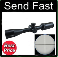 Free shipping Original authentic AR/223 4.5-18X40mm seismic sight Rifle Scope with Free Mounts