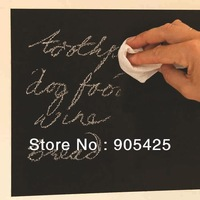 Blackboard Removable Sticker chalkboard Decal film Vinyl sticker Peel & Stick on wall paper Mural Decal