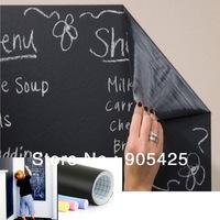 Office Blackboard Removable Sticker chalkboard Decal Vinyl sticker Peel & Stick on wall paper Mural Decal blackboard sticker