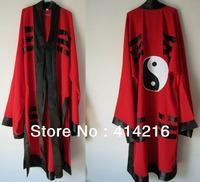 Taoism multiplier supplies tunic suits Taoist priest clothing tai chi kung fu bagua garments uniforms Gossip clothes vestment
