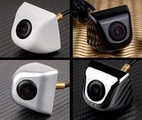 Free Shipping 100% Waterproof 170 Degree Wide Angle Luxury Car Rear View Camera LAB-802 CMOS