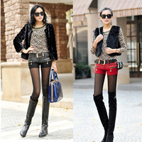 Girl country. The new 2014 shorts. Sexy and fashionable pants. Han edition leisure cloth PU leather club hot pants pants pants