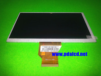 """Original New 7.0"""" INNOLUX AT070TN92 V.X LCD Screen 800*480 for Tablet PC TFT LCD display Screen panel Free Shipping"""