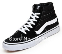 Famous sneakers men women High low Canvas Shoes, Leisure shoes, Free Shipping!
