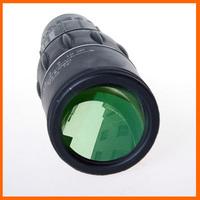 Free Shipping 16X52 Dual Focus adjust Telescope/Monocular Bird/Hunting/Camping Armoring prism