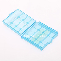 10pcs Accumulator Battery Storage Box Hard Bag Plastic Case For 4 x AA AAA Camera DV sb600 sb800 sb900 580ex Flash Light Battery