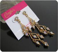 Min order $10 free shipping fashion drop earring an , 12 .