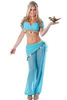 fantasias femininas Costume-International Sexy Genie Halloween Costume Sexy costumes cosplay  infantile fantasias para festas