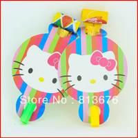 Birthday party supplies hello kitty blowout 6 pcs/set