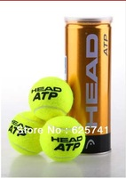 Free Shjpping 3 PCS/A Barrel Origenal 100% Authentic Brand New ATP Gold Canning Pack Master Tennis Ball