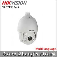 Hikvision DS-2DE7184-A  2MP IR PTZ Dome Network IP Camera POE+ 24AC PTZ HD 1080P