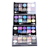 Brand Eye Shadow Brand Make Up 1pcs 10color Nud Eyeshadow Professional Makeup Palatte Professional Make Up Kit 1-4# Es-1961