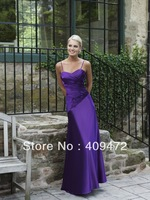 Mermaid Charmeuse Side Draped Bodice Strapless Sweetheart Neckline Mother of the Bride Dress