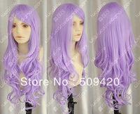 Free Shipping>>> Un-Go Inga Brack Cosplay Costume Wig Light Purple Wig