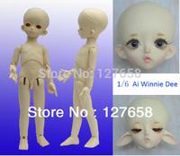 Ball-jointed Doll  1:6 soom Ai Winnie Dee Optional two-headed human body version (body + single head)