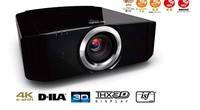 Ultra HD 4K projector 3840 X 2160 90000:1 3D HD home entertainment projector 1080P 4K/60p 3D D-ILA Projector DLA-XC7800RB movie