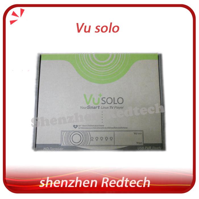 V3.2 BlackHole 1.7.9 Vu Solo Accept Original Offcial Software DVB-S2 Linux Digital HD Satellite Receiver Free Shipping(China (Mainland))