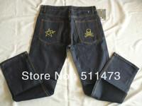 Japanese hiphop mastermind japan limited edtion raw denim Mens denim Jeans size 33-34