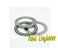 1pc  AXK3552 Thrust Needle Roller Bearing & Washers 35x52x2mm