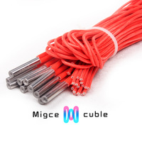 3D printer makerb / reprap / mendel heating pipe
