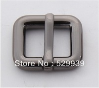 Free ship 5.9mm line 22.4(3/4'')*16mm webbing turnbuckle zinc alloy square pin buckle bags/belts buckles