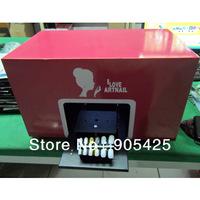 Fashion digital nail art machine printer on promotion DIY digital nail art free shipping