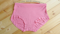 Hot Selling Super Quality Ladies Plus Size Panties Bamboo Fiber Underwear 4XL Women's Briefs