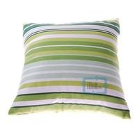 Fashion Green Stripe Sofa Headboard Chair Square Cushions Cover Pillow Case Dakimakura Cover