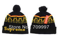 Free shipping(24pcs/lot)Wholesale sport beanies cap king nrl supreme dope diamond boy hats New with tag men and women beanies