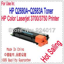 Use For HP Toner Q1321A Q2680A Q2681A Q2682A Q2683A,Toner Cartridge For HP Color Laserjet 3700 3750 Printer,For HP 3750 Toner