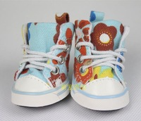 Pet canvas shoes sports shoes casual shoes non-slip shoes rain boots