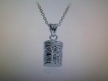 popular perfume bottle necklace