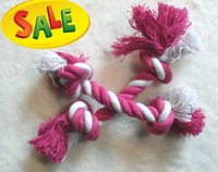 Totipotent carrick-bend cotton toy odontoprisis dog toy pet toy cat toy