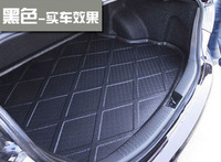 Three-dimensional trunk mat volkswagen new bora apparato golf jettas lavida 3d car trunk mat
