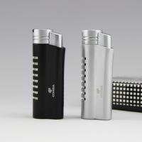 Cohiba lighter single charger windproof lighter single flame lighter h070