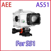 AEE AS51 waterproof shell cover for sports camera AEE S51 Sport camera