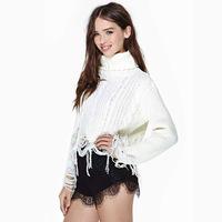 Free shipping 2014 new lace sexy short pant women's fashion lace decoration black slim pants 6 size P036