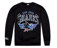 Free Shipping / San Jose Sharks/ Men's Fashion Loose Hip hop  Sportswear Holiday Sweater