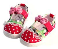 Children's shoes, ladies lace square mouth fashion princess shoes