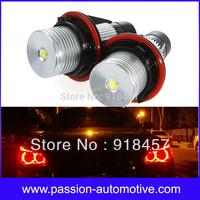 2X3W Red LED Angel Eye Halo Light for BMW E39 E60 E61 E63 E64 E65 E66 E83 X3 E53 X5