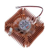 5Pcs 55mm Cooling Fan Heatsink Cooler for PC Computer Laptop CPU VGA Video Card DropShipping