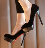 Girl country. The new 2014 high heels. Sexy fashion footwear. High water table the stiletto heel shoes single shoes