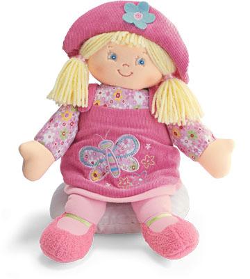 Куклы для детей из ткани