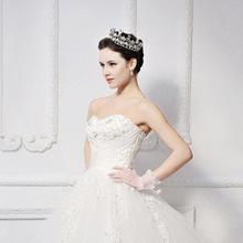 Elegant Rhinestone crown Crystal   bridal hair Jewelry Wedding Bride Party B26