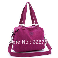 2013 qiu dong new large capacity washing waterproof nylon handbag portable shoulder bag Messenger bag