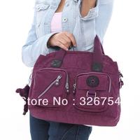 Handbags ten-inch shockproof portable computer bag nylon bag leisure Shoulder Messenger Bag Business