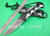 3Piece/lot Browning DA37 Aluminum Handle 3Cr13Mov Blade Tactical Folding Knife Camping/Survival Knife Outdoor Hand Tools zc0055