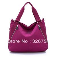2013 new ladies bag large capacity bag severe washing waterproof shoulder bag